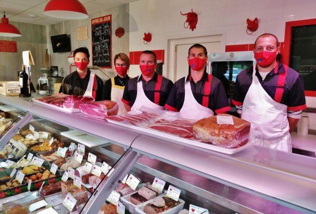 Un maître artisan boucher s'installe sur Vézac