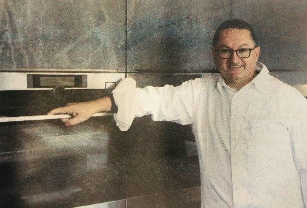 Bruit de K'sseroles, le nouvel atelier culinaire de Didier Vaille