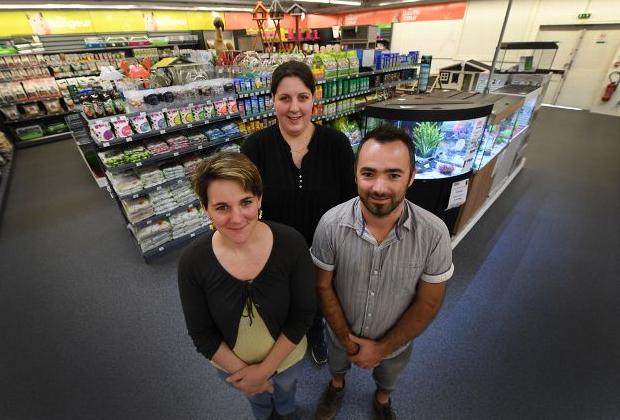 Cinq questions pour tout savoir sur le magasin Terranimo, qui a ouvert ses portes à Aurillac (Cantal)